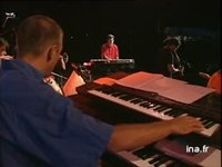 Jazz in Marciac 97 : Orchestre national de jazz  : Laurent Cugny