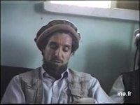 Réunion Massoud à Charikar en 1997