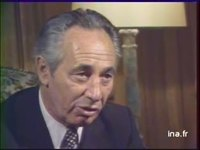 Interview Shimon Peres