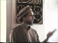 Massoud leader des moudjahidin
