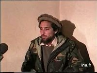 Interview Massoud sur la situation militaire de son pays