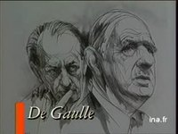 Inauguration exposition de Gaulle