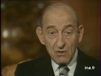 Itw Raymond ARON favorable aux