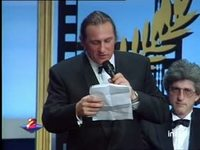 Palme d'or du court métrage à Sam Kerman