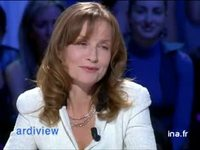 Ardiview Isabelle HUPPERT