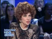 Interview Up and down Gina Lollobrigida