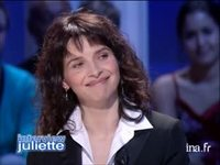 Interview Juliette de Juliette Binoche