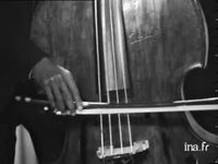 Improvisation de Jack Diéval et Percy Heath
