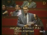 Intervention Jean Marc AYRAULT assemblée nationale