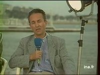 Festival de Cannes 89 : direct avec Nigel NOBLE