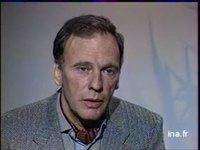 Extraits de films + interview Jean Louis Trintignant