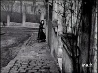 La traversée de Belleville par Willy Ronis