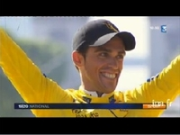 Tour de France 2009 : best of