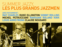 Summer Jazzy : les plus grands Jazzmen