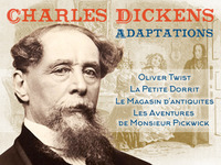 Charles Dickens : Adaptations