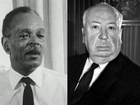 Alfred Hitchcock et Chester Himes : nuits magnétiques