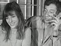 Couple mythique : Jane Birkin et Serge Gainsbourg
