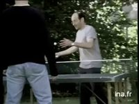 France Télécom institutionnel : Ping pong