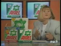 Ariel futur : Infomercial version 75 secondes