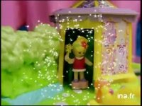 Polly pocket jardin enchanté