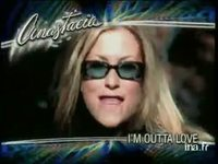Anastacia : Single i'm outta love avec FUN radio  version 20 secondes