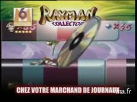 M6 multimédia : Rayman collector version 16 secondes