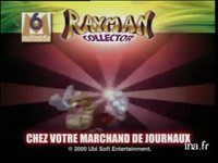 M6 multimédia : Rayman collector version 8 secondes