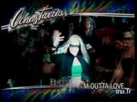 Anastacia : Single I'm outta love  album avec FUN radio version 20 secondes