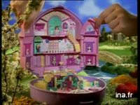 Polly pocket : Grand mariage