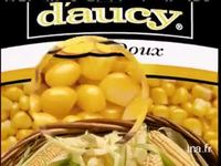 Conserves d'Aucy - mais gold