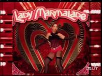 Moulin rouge : Lady marmalade single NRJ version 43 secondes