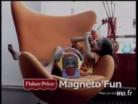 Photokid Fisher Price : Magnetofun