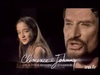 Clemence et Johnny / RTL version 48 secondes