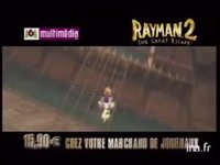 Rayman 2 version 31 secondes