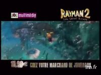 Rayman 2 version 20 secondes