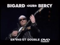 Jean Marie Bigard : Bigard bourre Bercy/TF1 version 43 secondes