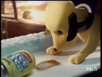 Lipton ice tea : Nodding dog