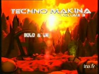 Techno makina vol.3 version 6 secondes