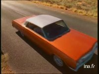 Harry's american sandwich : Road movie version 21 secondes