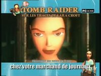 Tomb Raider : Sur les traces de Lara Croft version 6 secondes