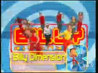 Billy dimension  Canal J version 33 secondes