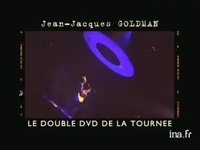 Jean Jacques Goldman : Un tour dvd, version 16 secondes