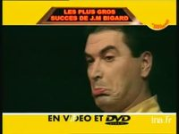 Jean Marie Bigard : Bigard repromo  rires et chansons version 16 secondes