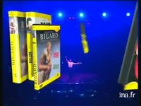 Jean Marie Bigard : Bigard repromo  rires et chansons version 9 secondes