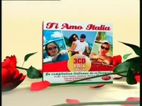 Ti amo italia : Coffret 3 cd version 16 secondes