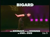 Jean Marie Bigard : Des animaux - TF1 version 13 secondes