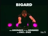 Jean Marie Bigard : Des animaux - TF1 version 9 secondes