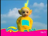 Les télétubbies : Radio télétubbies dvd n°1 version 31 secondes