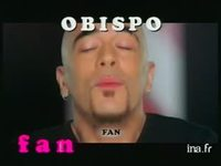 Pascal Obispo : Fan ed simple version 11 secondes