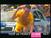 Tour de france 2004 version 16 secondes
